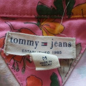 Tommy highfilger jacket